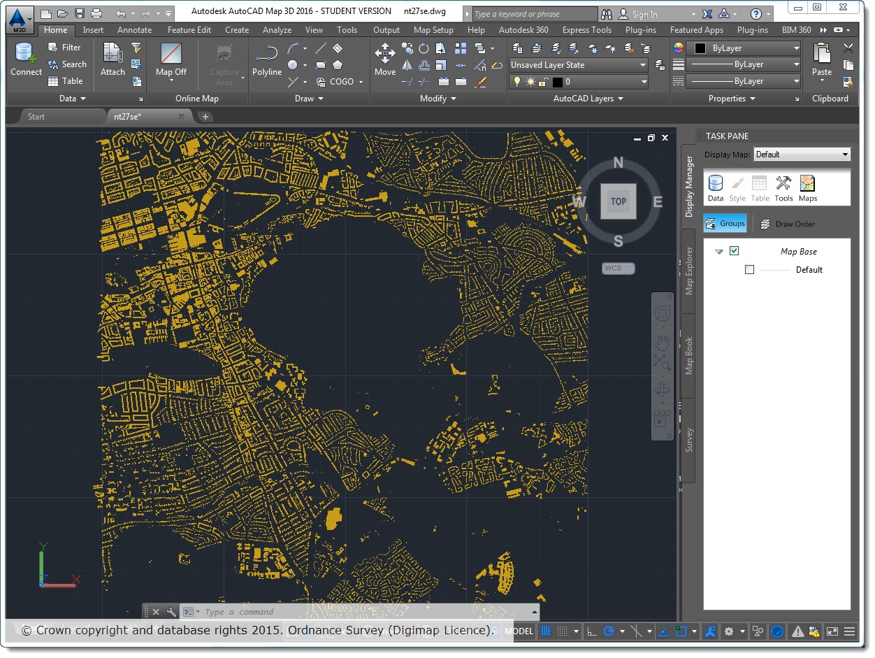 Bhainautodesk os mastermap bha in autocad map 3d sciox Images