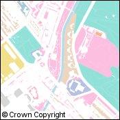 Os mastermap greenspace layer.
